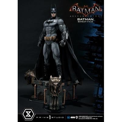 Statuette Batman Arkham Knight Batman Batsuit (v7.43) 86cm