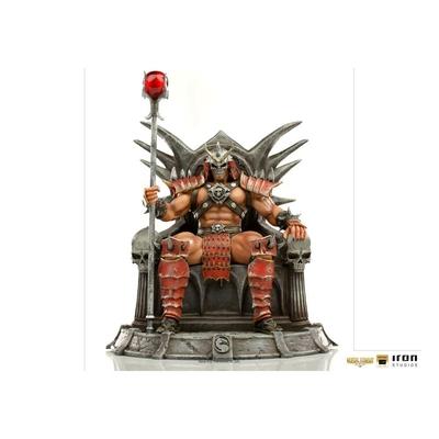 Statuette Mortal Kombat BDS Deluxe Art Scale Shao Khan 25cm