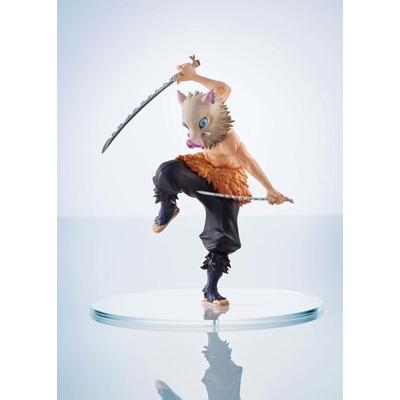 Statuette Demon Slayer Kimetsu no Yaiba ConoFig Inosuke Hashibira 13cm