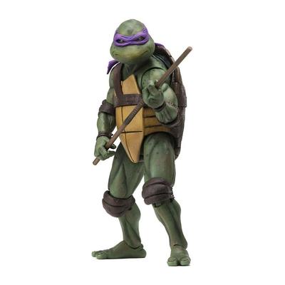 Figurine Les Tortues ninja Donatello 18cm