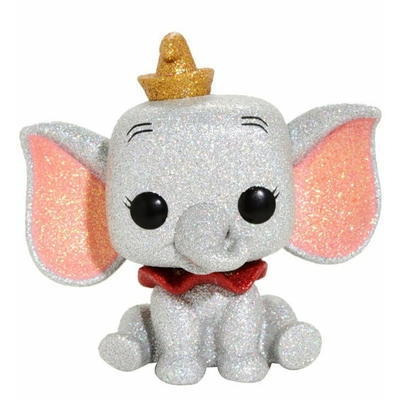 Figurine Dumbo Funko POP! Dumbo Diamond Glitter 9cm