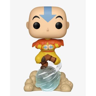 Figurine Avatar le dernier maître de l'air Funko POP! Aang on Air Bubble 9cm