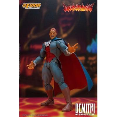 Figurine Darkstalkers Demitri Maximoff 24cm