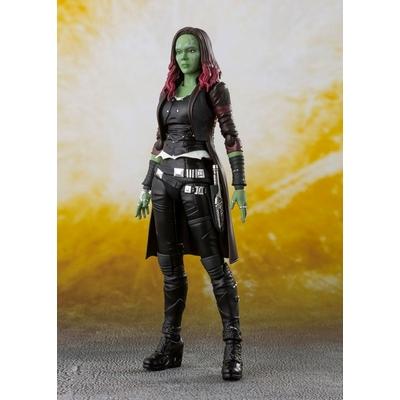 Figurine Avengers Infinity War S.H. Figuarts Gamora 15cm