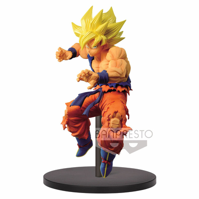 Statuette Dragon Ball Super Son Goku Fes Super Saiyan Son Goku 15cm