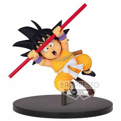 Statuette Dragon Ball Super Son Goku Fes Son Goku Kids 8cm