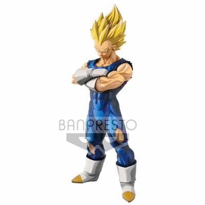 Statuette Dragon Ball Z Grandista Super Saiyan Vegeta Manga Dimensions 34cm