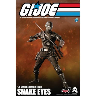 Figurine G.I. Joe Snake Eyes 30cm