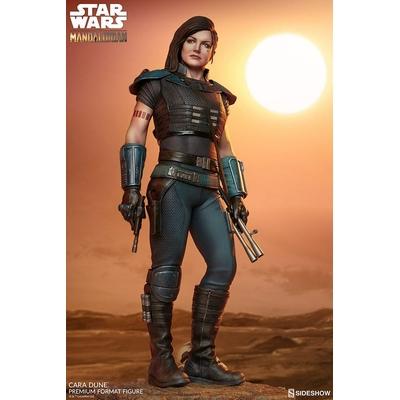 Statuette Star Wars The Mandalorian Premium Format Cara Dune 48cm