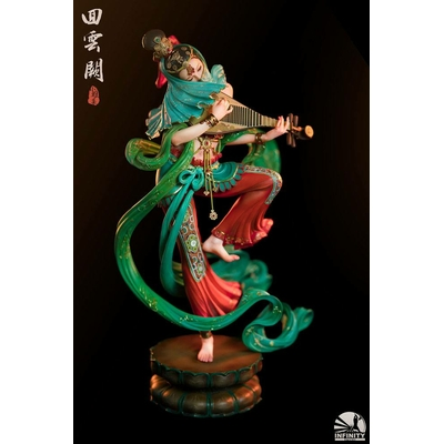 Statuette Infinity Studio Elegance Beauty Series Dancer of Cloud Palace 35cm