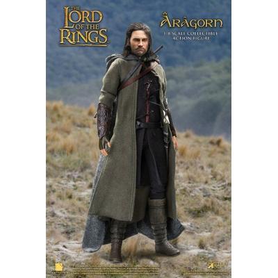 Figurine Le Seigneur des Anneaux Real Master Series Aragorn Special Version 23cm