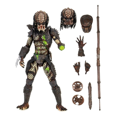 Figurine Predator 2 Ultimate Battle-Damaged City Hunter 20cm