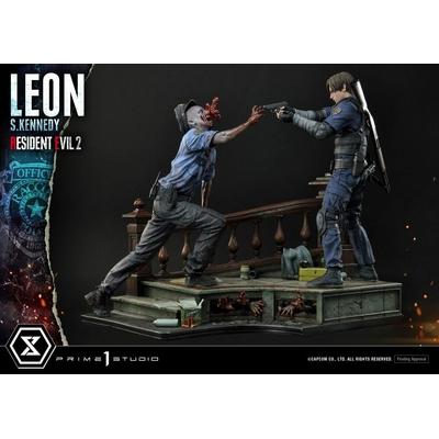 Statuette Resident Evil 2 Leon S. Kennedy 58cm