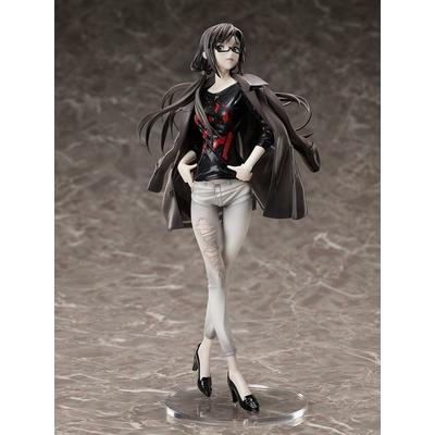 Statuette Neon Genesis Evangelion Makinami Mari Illustrious Ver. Radio Eva Original Color 26cm