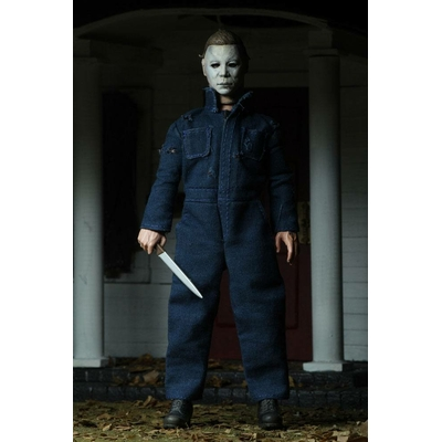 Figurine Halloween 2 Le Masque Retro Michael Myers 20cm