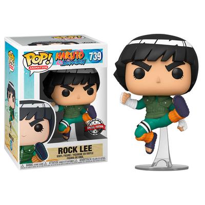 Figurine Naruto Funko POP! Rock Lee 9cm