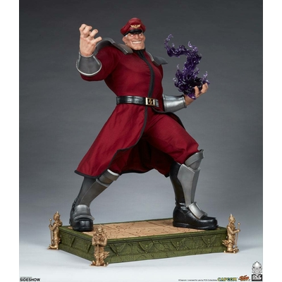 Statue Street Fighter M. Bison 74cm