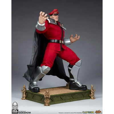 Statue Street Fighter M. Bison Alpha 74cm