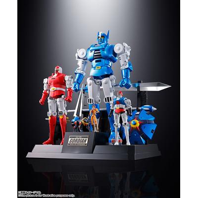 Figurine Soul of Chogokin GX-95 Gordian 32cm
