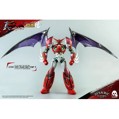 Figurine Getter Robot The Last Day Robo-Dou Shin Getter 1 Anime Color Version 23cm