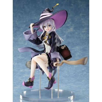 Statuette Wandering Witch The Journey of Elaina Elaina 22cm