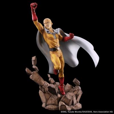 Statuette One Punch Man Saitama 33cm