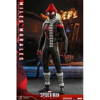 Figurine Marvel's Spider-Man Miles Morales Video Game Masterpiece Miles Morales 30cm