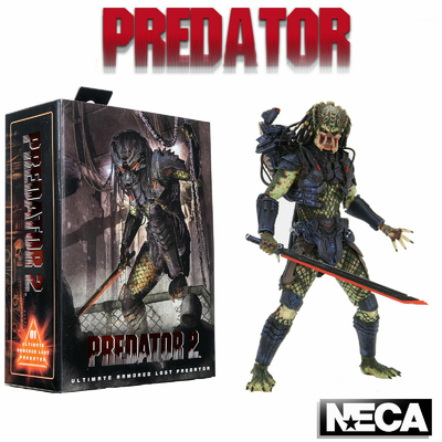 Figurine Predator 2 Ultimate Armored Lost Predator 20cm
