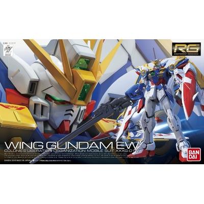 Maquette Model Kit Mobile Suit Gundam Wing XXXG-01W Wing Gundam EW 13cm