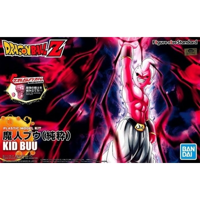 Maquette Model Kit Dragon Ball Z Super Kid Buu 23cm