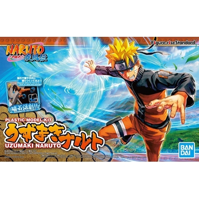 Maquette Model Kit Naruto Uzumaki Naruto 16cm