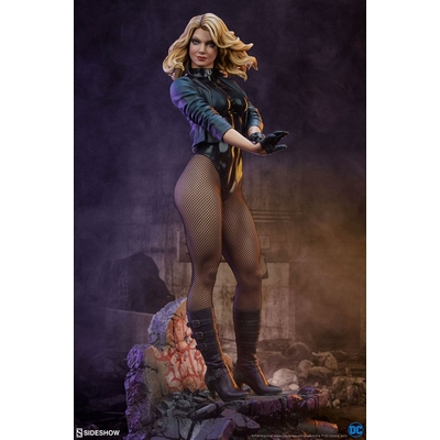 Statuette DC Comics Premium Format Black Canary 55cm