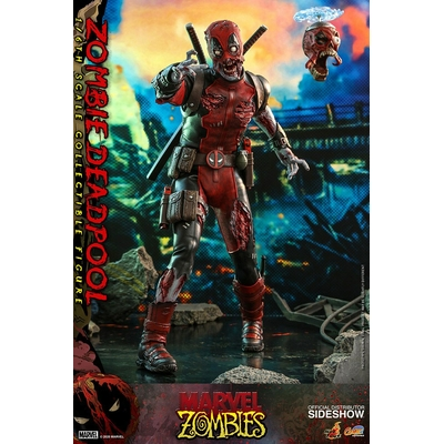 Figurine Marvel Zombies Comic Masterpiece Zombie Deadpool 31cm