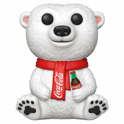 Figurine Coca-Cola Funko POP! Coca-Cola Polar Bear 9cm