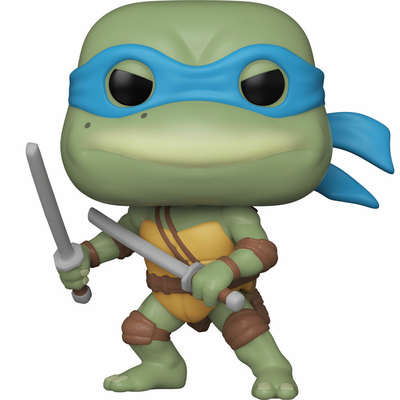 Figurine Les Tortues Ninja Funko POP! Leonardo 9cm