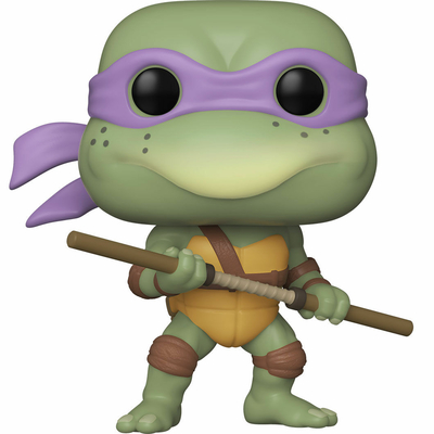 Figurine Les Tortues Ninja Funko POP! Donatello 9cm