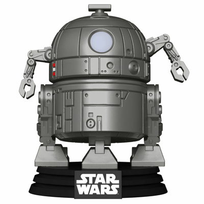 Figurine Star Wars Concept Funko POP! R2-D2 9cm