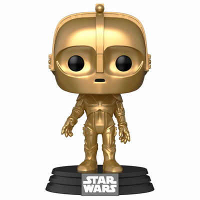 Figurine Star Wars Concept Funko POP! C-3PO 9cm