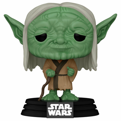 Figurine Star Wars Concept Funko POP! Yoda 9cm