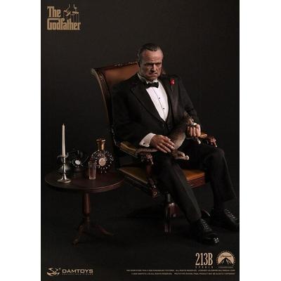 Figurine Le Parrain Vito Corleone 32cm