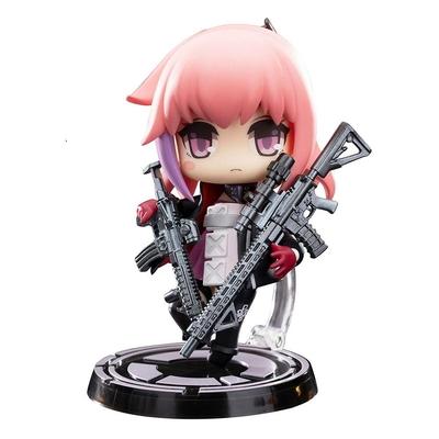 Figurine Girls' Frontline Minicraft Series Disobedience Team AR-15 Ver. 11cm