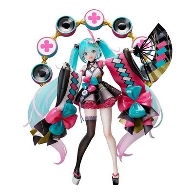 Statuette Vocaloid Miku Hatsune Magical Mirai 2020 Natsumatsuri Ver. 23cm