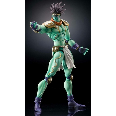 Figurine JoJo's Bizarre Adventure Super Action Chozokado Star Platinum 16cm