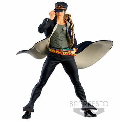 Statuette Jojo's Bizarre Adventure Master Star Piece Jotaro Kujo Original 28cm