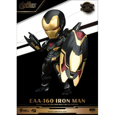 Figurine Avengers Infinity War Egg Attack Iron Man Mark 50 Limited Edition 16cm