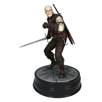 Statuette Witcher 3 Wild Hunt Geralt Manticore 20cm