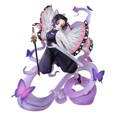 Statuette Demon Slayer Kimetsu no Yaiba Figuarts ZERO Shinobu Kocho Insect Breathing 17cm