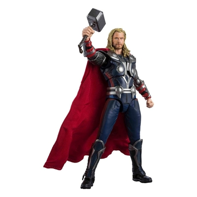 Figurine Avengers S.H. Figuarts Thor Avengers Assemble Edition 17cm
