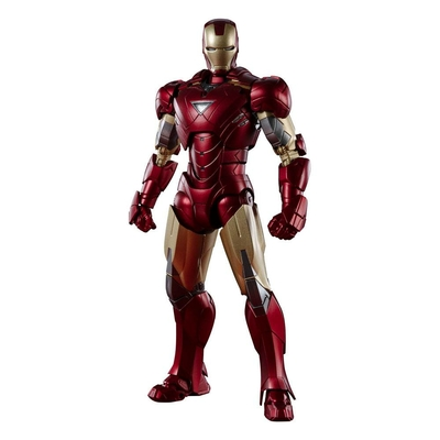 Figurine Avengers S.H. Figuarts Iron Man Mark 6 Battle of New York Edition 15cm