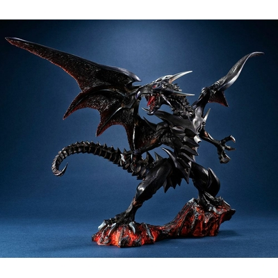 Statuette Yu-Gi-Oh! Duel Monsters Art Works Monsters Red-eyes Black Dragon 32cm